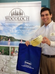 Woodloch Golden Ticket